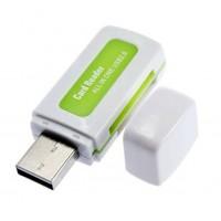 Multislot Card Reader (M2 SD SDHC DV Micro SD Mini SD TF)